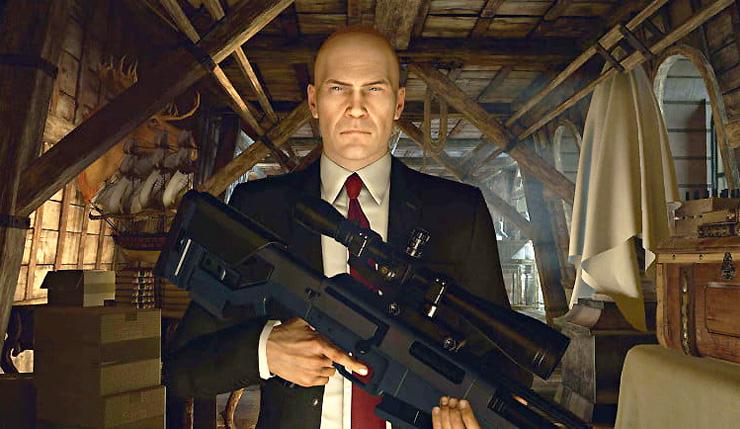 Hitman: Sniper Assassin Leaked