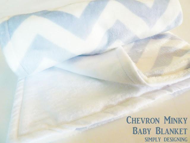 chevron+minky+baby+blanket+01 Chevron Minky Baby Blanket 9