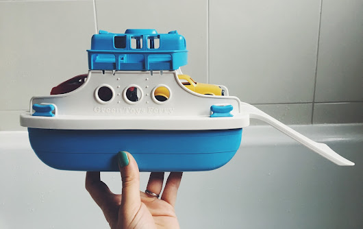 Review: Green Toys Ferry Boat