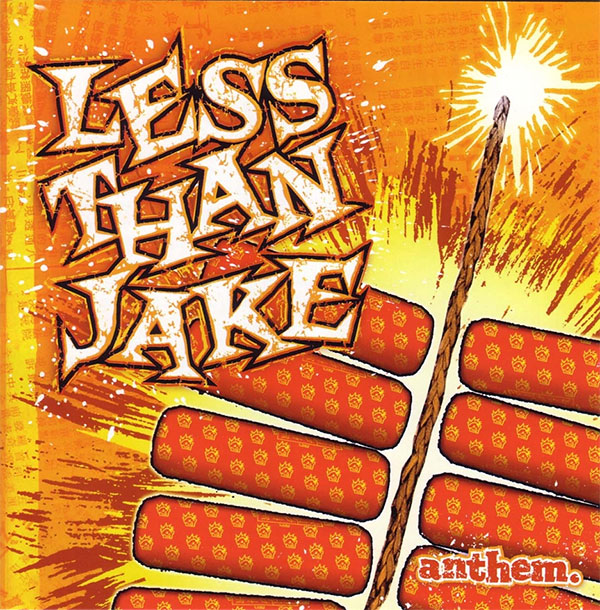 """Less Than Jake's """"Anthem"""" turns 16 years old today"""