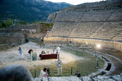 ΗΠΕΙΡΟΣ-Η Διαδρομή των Αρχαίων Θεάτρων και Χώρων ως Επώνυμος Προορισμός