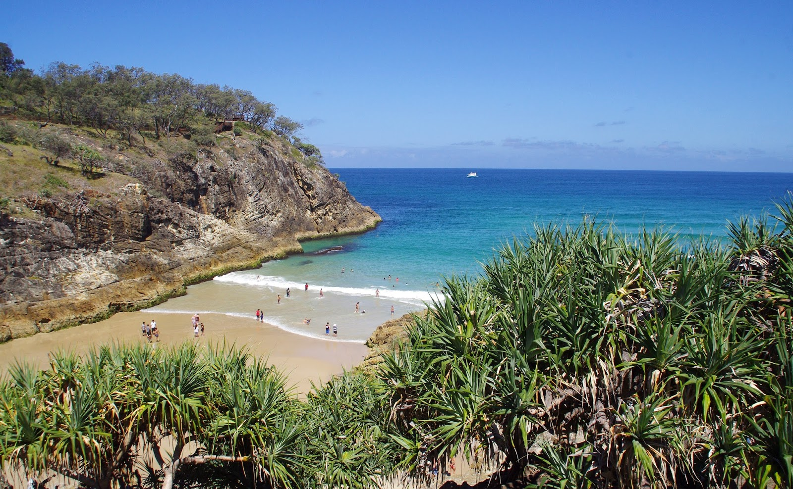 South Gorge Beach Point Lookout