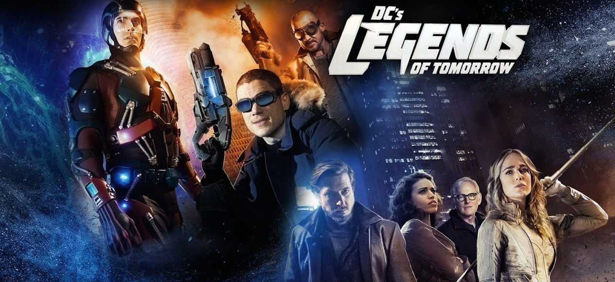 Legends of Tomorrow serial online