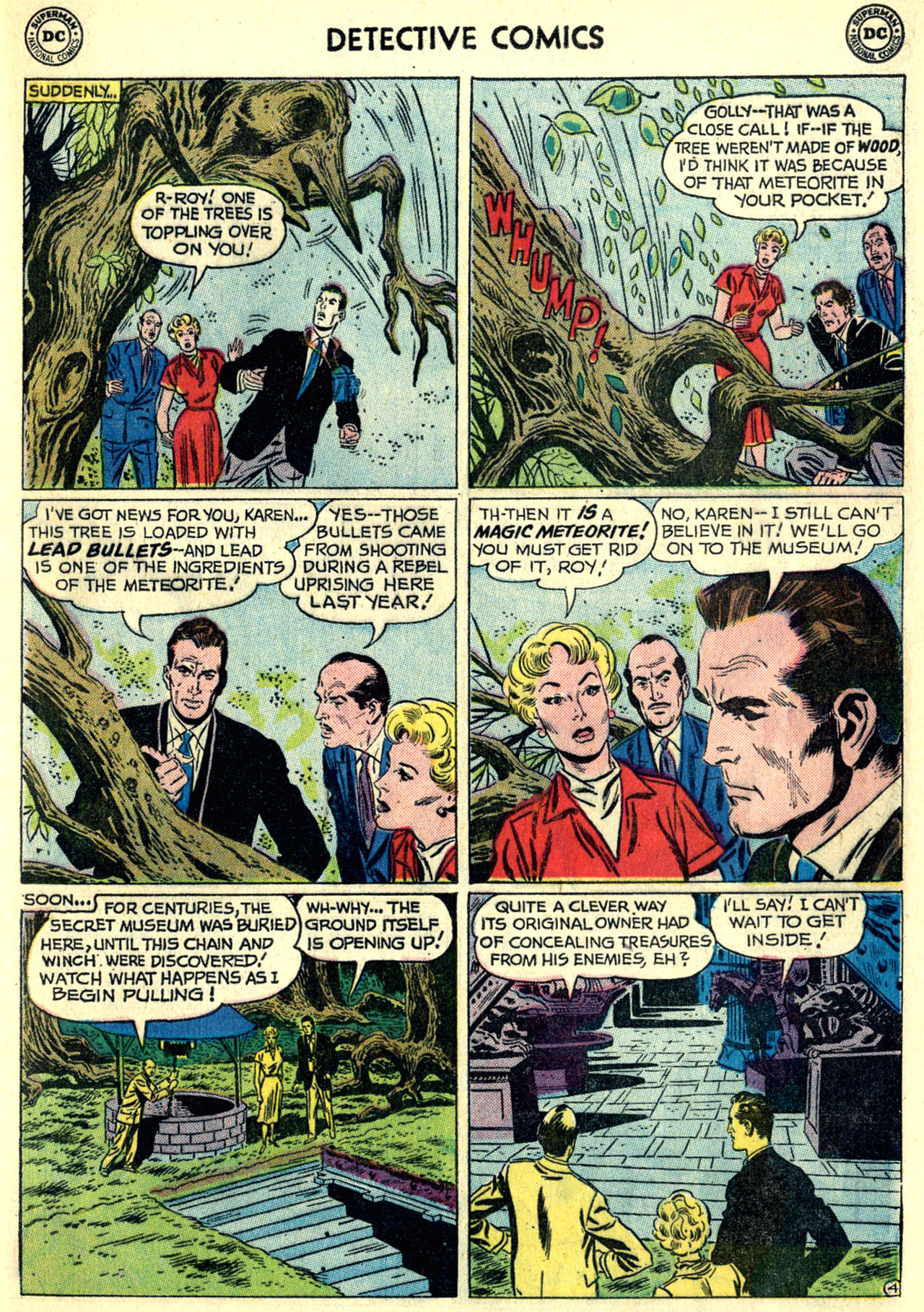 Detective Comics (1937) 269 Page 20
