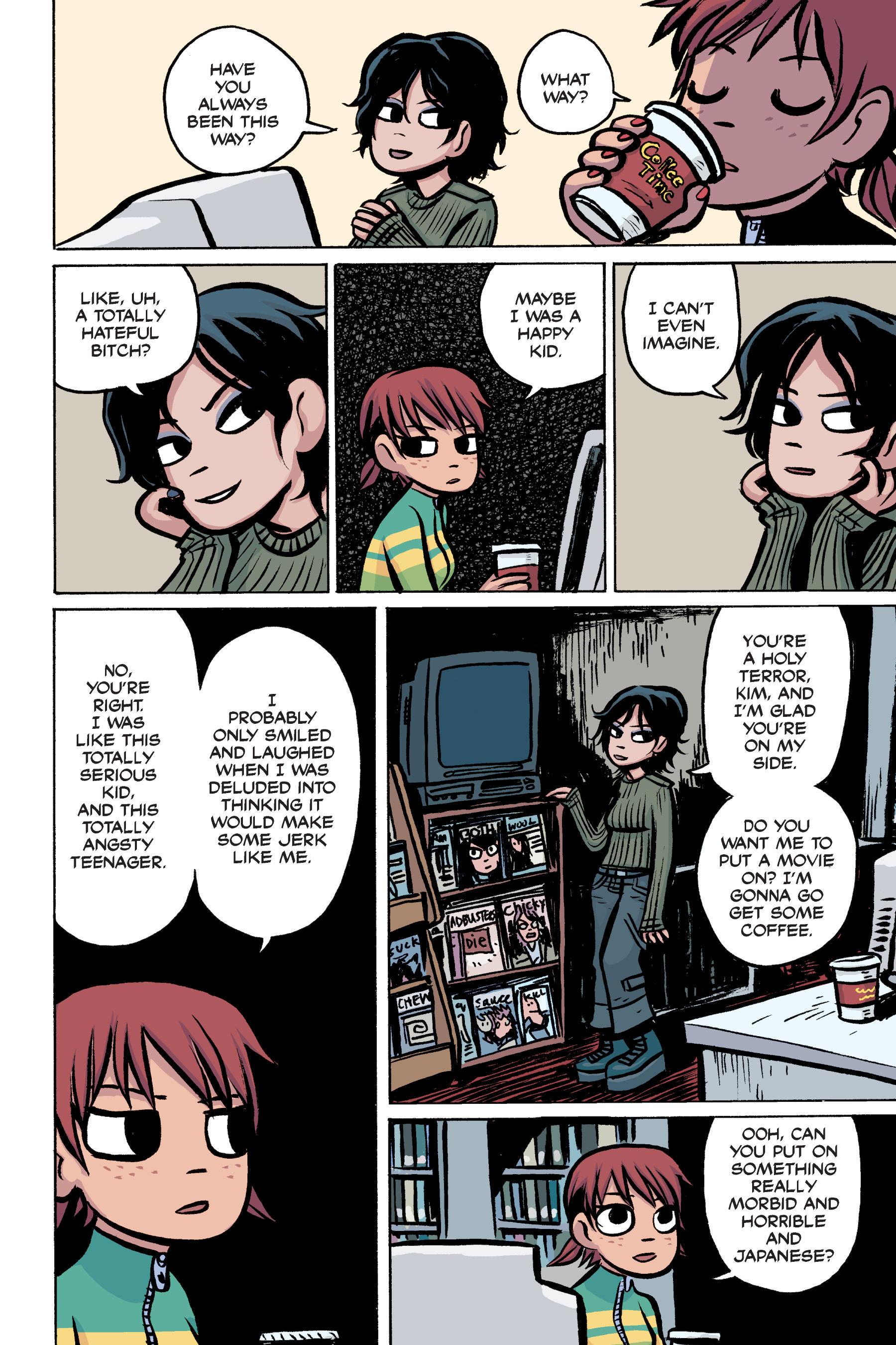 Read online Scott Pilgrim comic -  Issue #2 - 64