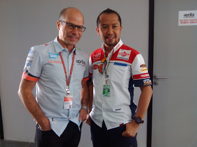 RESPIRO Perpanjang Kerjasama dengan Gresini Racing Moto2 untuk musim 2017