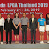 World's Top Female Golfers Eager to Compete at the Honda LPGA Thailand 2019