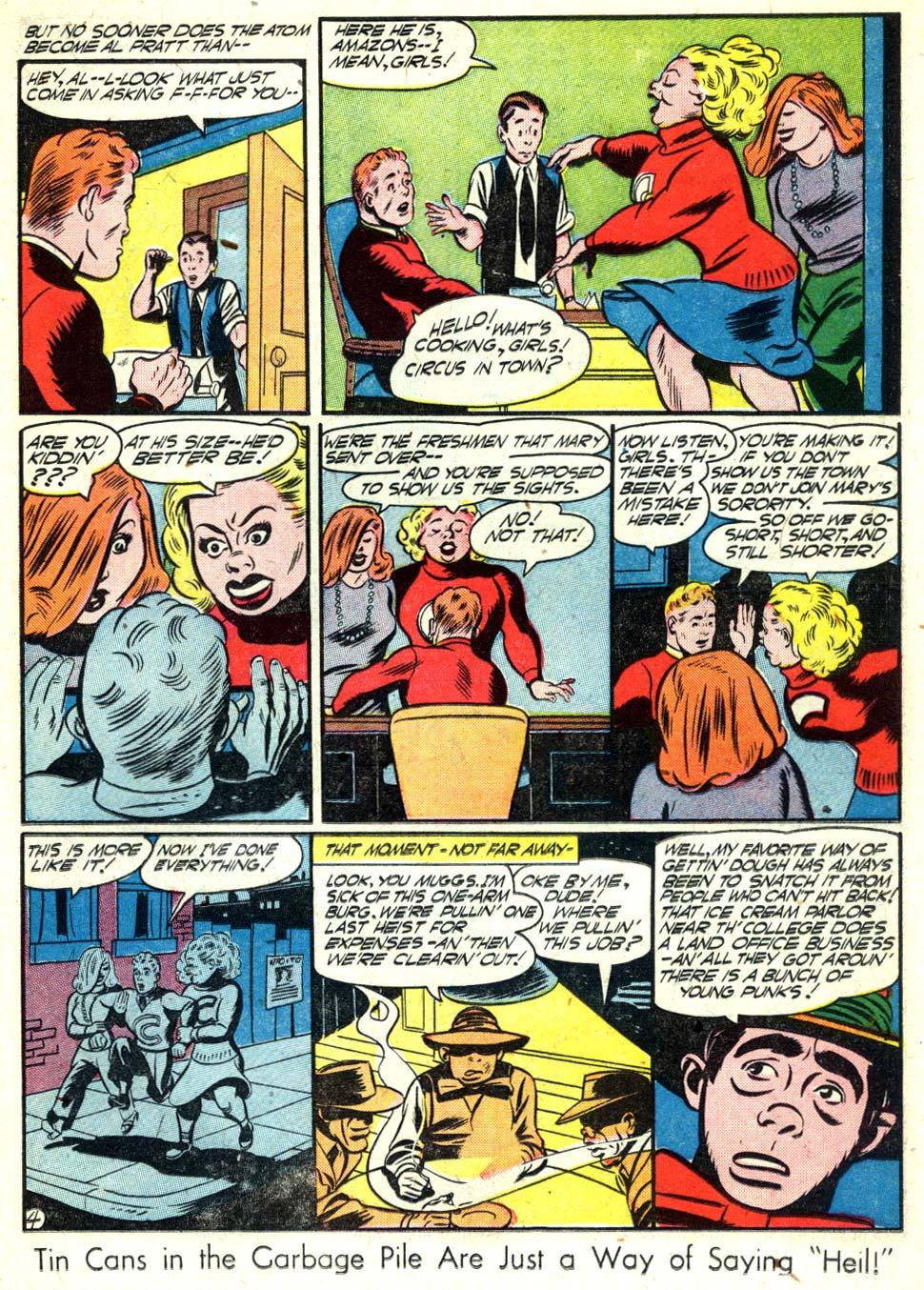 Read online All-American Comics (1939) comic -  Issue #58 - 28