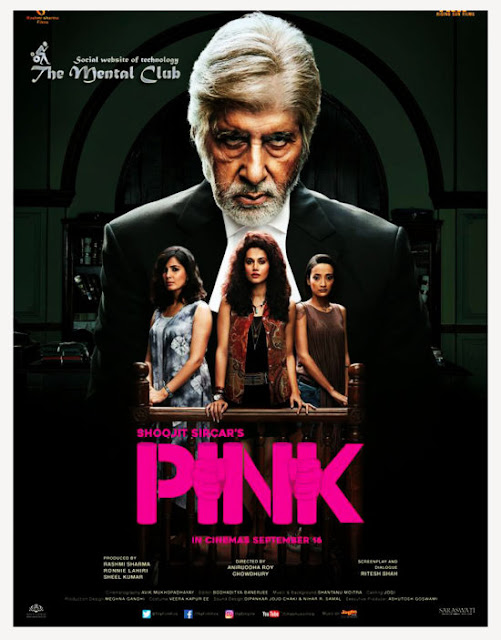 Pink (2016) ταινιες online seires xrysoi greek subs