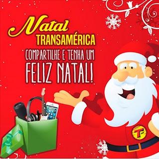Promoção Rádio Transamérica Natal 2016