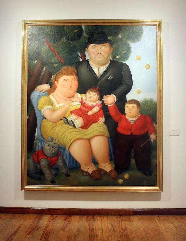Botero Museum, Bogota, Colombia