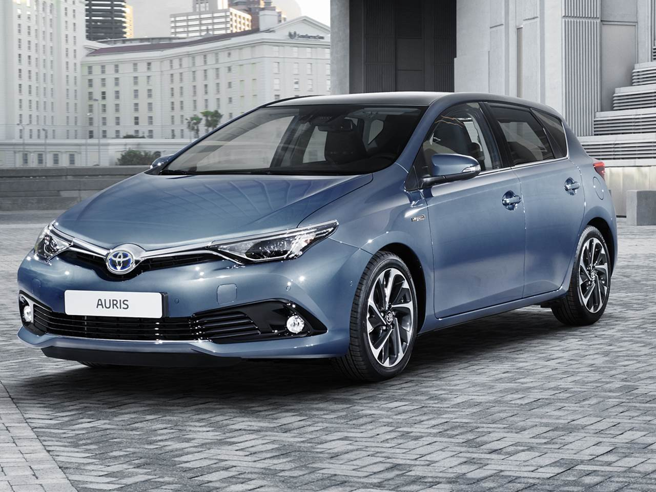 2015 all new Toyota Auris