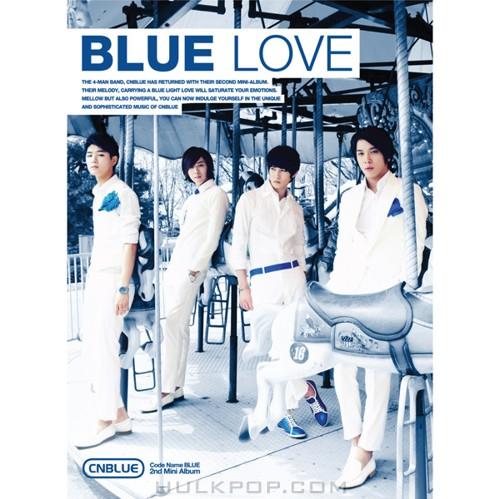 CNBLUE – Blue Love – EP (FLAC + ITUNES PLUS AAC M4A)