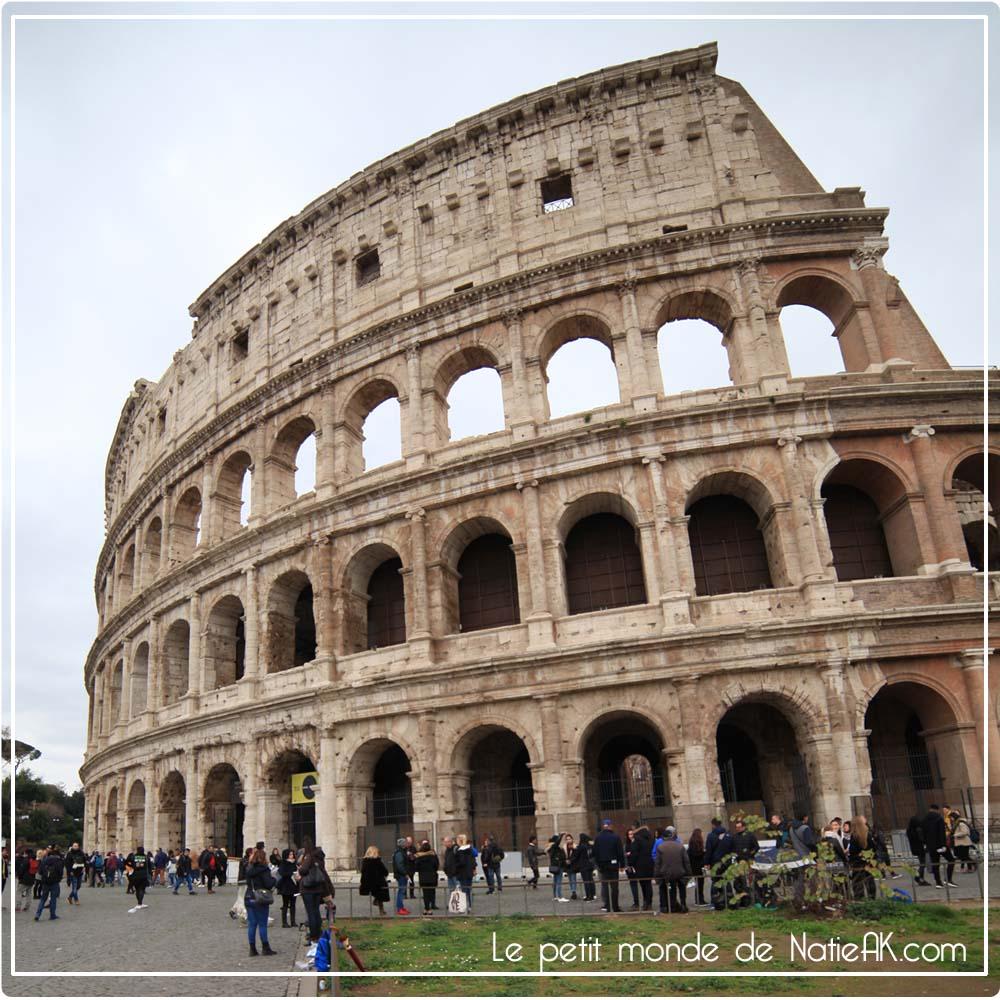 Le Colisée Rome Prix