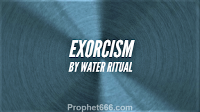 Simple Hindu Exorcism By Water Ritual