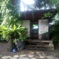 Toilettes du Bar de Samadi Bali Yoga Shala, Canggu, Bali