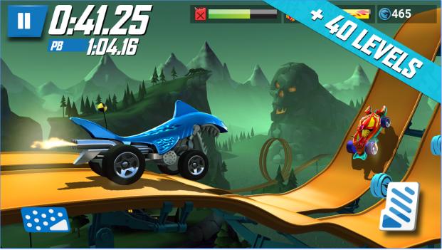 Download Game Hot Wheels Race Off V1.0.4606 MOD Apk Terbaru