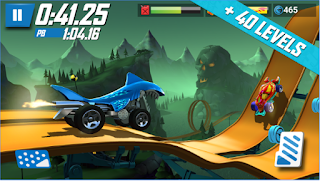 Download Game Hot Wheels Race Off V1.0.4606 MOD Apk Terbaru