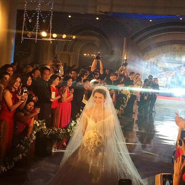 marian rivera and ding dong dantes wedding