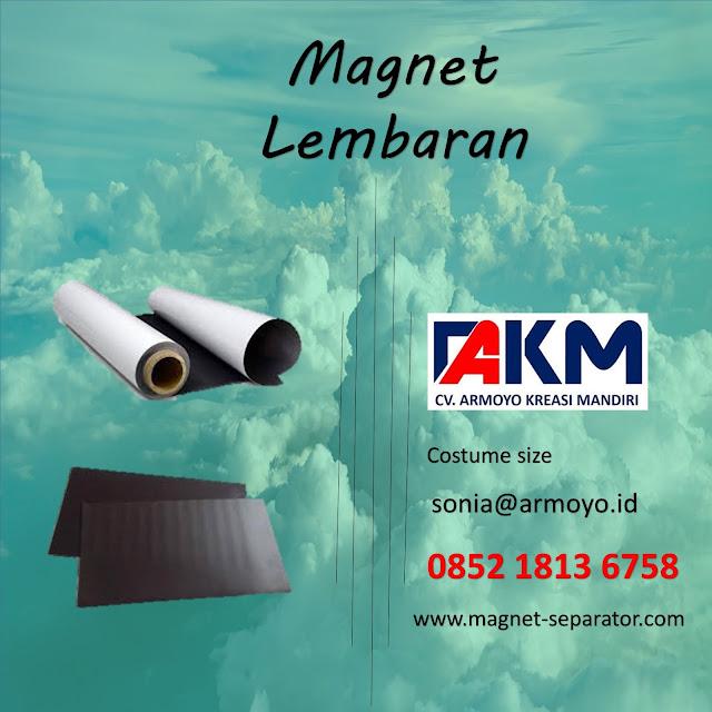 magnet lembaran