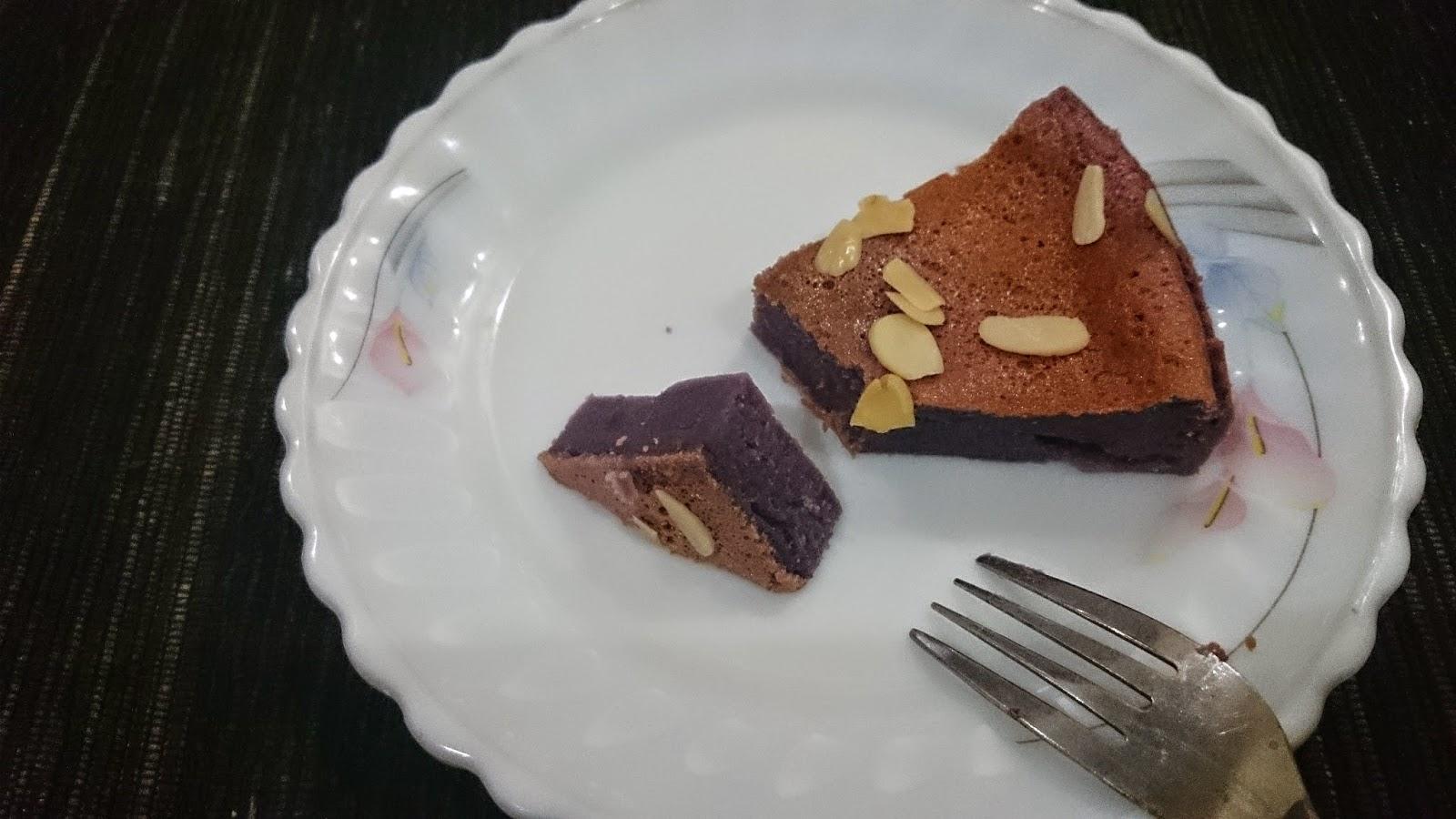Resep Cake Ubi Ungu Kukus Sajian Sedap: Rumah Makan DJOWO KLATEN: BINGKA UBI UNGU JEPANG