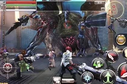 Bandai Namco Bakal Merilis Versi Mobile God Eater ( Versi Android )