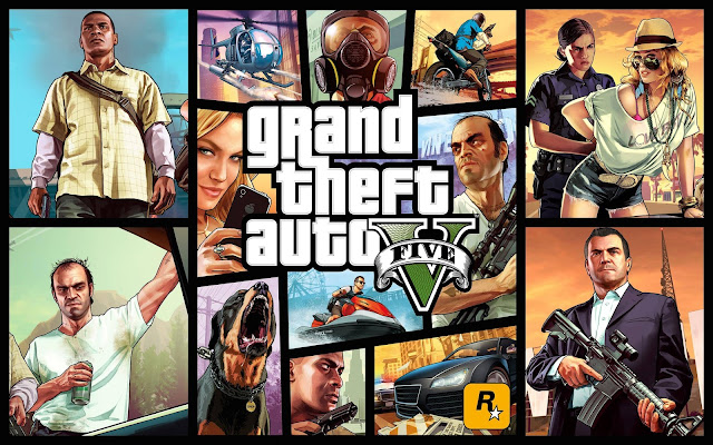 GTA 5 Compressed For PC Download Free Full Version Game
