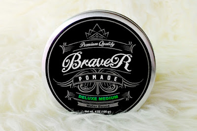 Brever Pomade Deluxe Medium