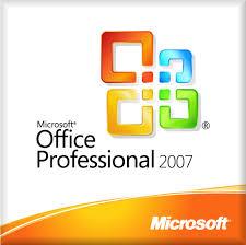 Microsoft Office 2007 Pro