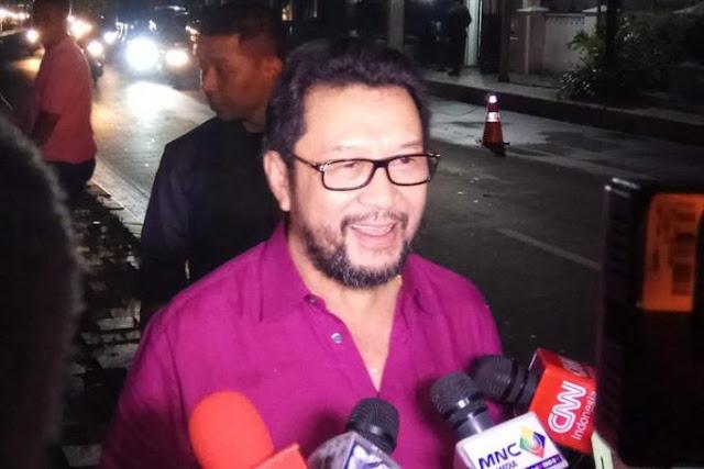 KPK Periksa Yorrys Terkait Kasus Menghalangi Penyidikan Korupsi e-KTP
