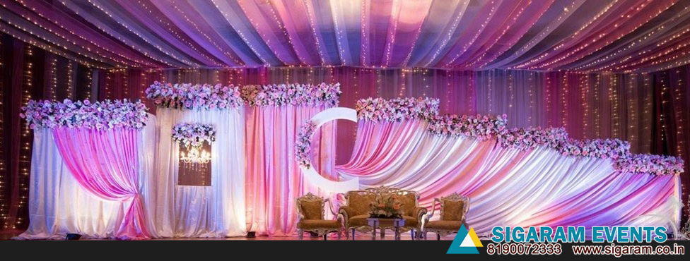 Reception stage decoration ideas pondicherry chennai cuddalore and are you looking for more stunning idea for wedding decoration here we have a huge collection of wedding and reception decoration models blow junglespirit