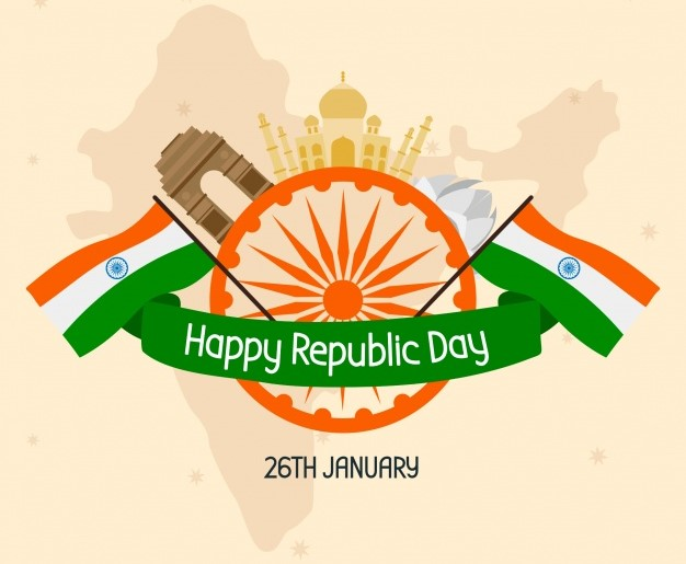Happy Republic Day 2019 Images Essay Messages Quotes Status Gif