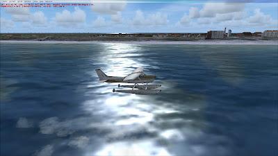 C172N Float