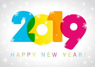 Happy New Year 2019 HD Photos
