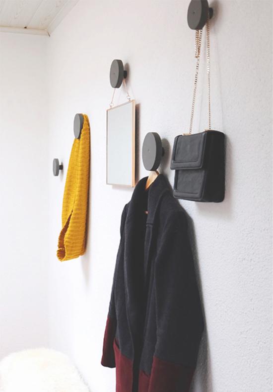cabideiro de madeira, puxador de madeira, cabideiro, diy, hanger, hanger diy, faça você mesmo, decoração, decor