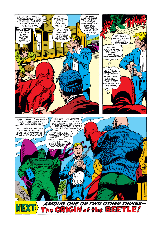Daredevil (1964) 33 Page 20