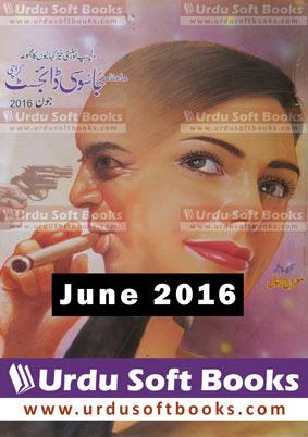 Jasoosi Digest June 2016