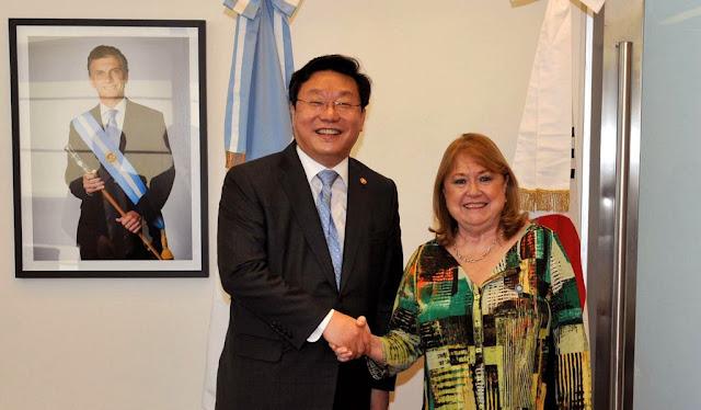 El Mercosur y Corea culminan la etapa del dialogo exploratorio con vistas a un acuerdo comercial