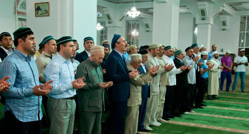 Menemukan Kembali Jaringan Intelektual Ulama Nusantara - Dagestan