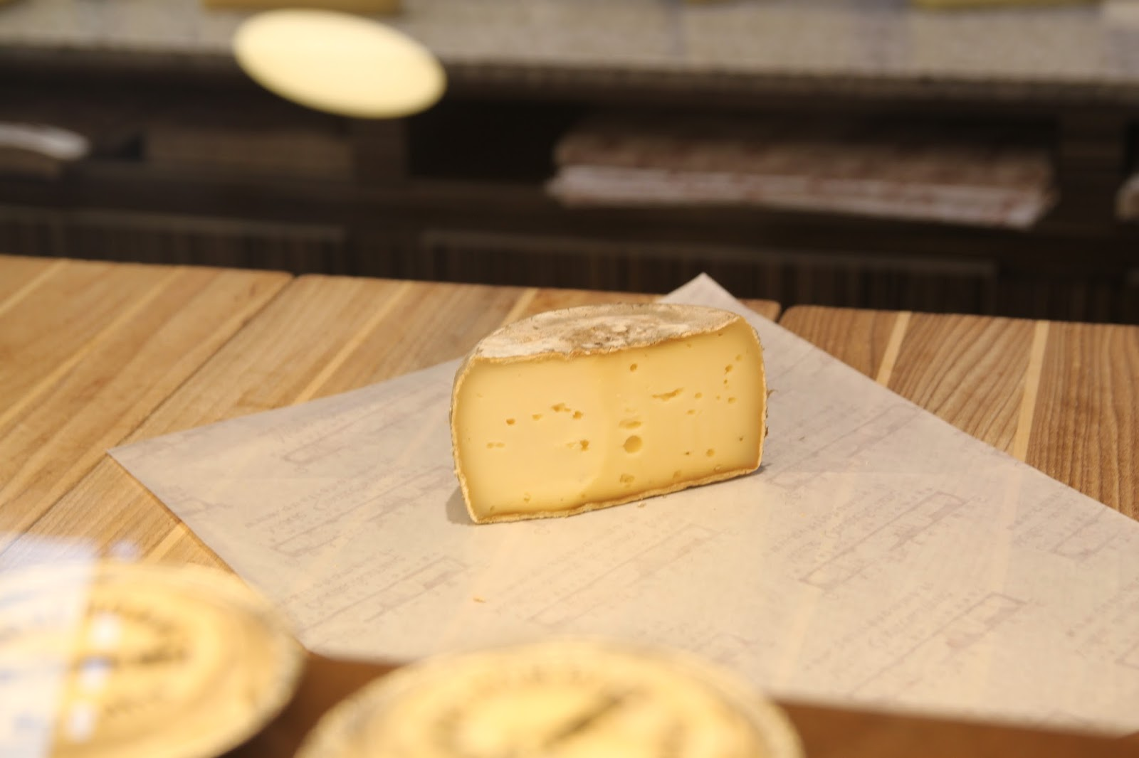 Steeling Ideas: Tomme de Yenne   and Beiralacte ~ A Year in