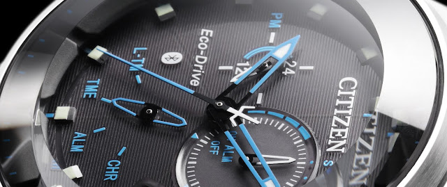 Citizen Blueooth Watch d