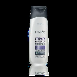 Σαμπουάν HairX Strength Fortifier 250ml Κωδικός: 30181 Δίνει Bonus Points: 6