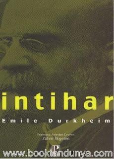 Emile Durkheim – İntihar