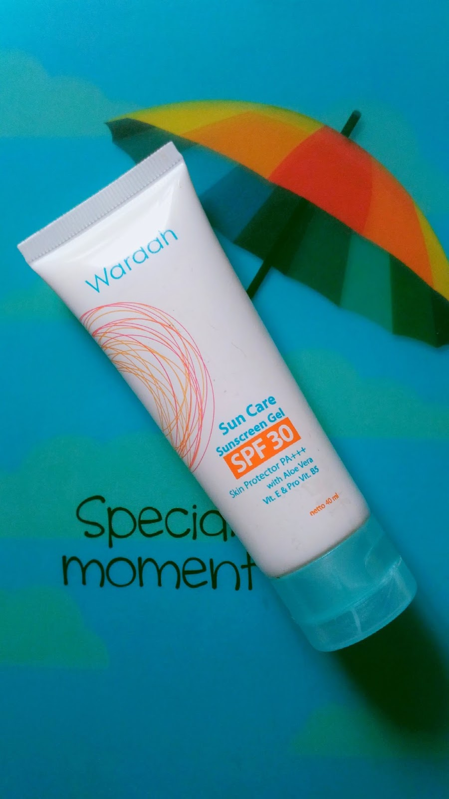 Review Wardah Sunscreen Gel : review, wardah, sunscreen, QUICK, REVIEW, Wardah, Sunscreen, PA+++, Yulistinay's, Diary
