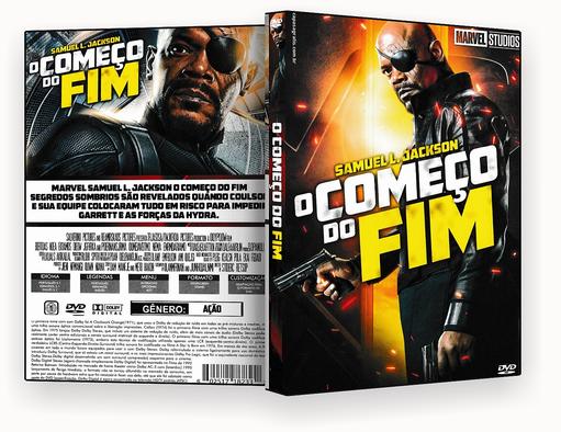 CAPA DVD – O COMECO DO FIM 2018 – ISO