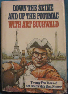 Art Buchwald book