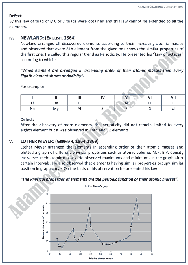 Elements of classification essay