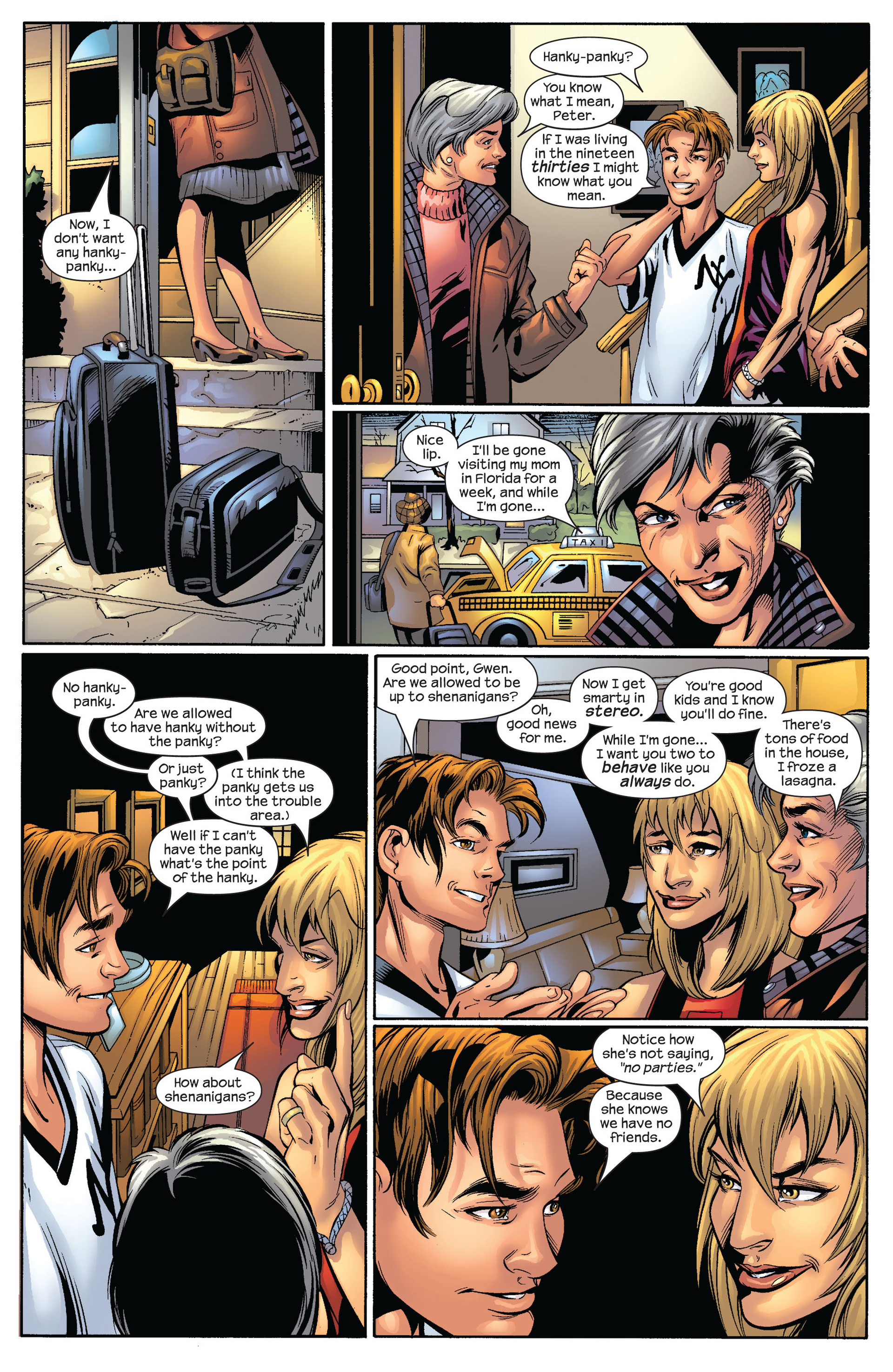 Read online Ultimate Spider-Man (2000) comic -  Issue #54 - 3