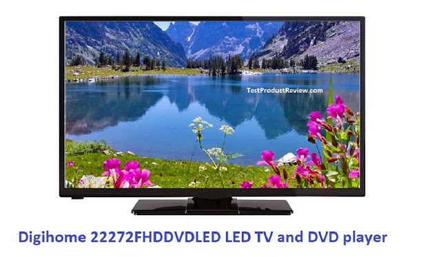 Digihome 22272FHDDVDLED LED TV and DVD player