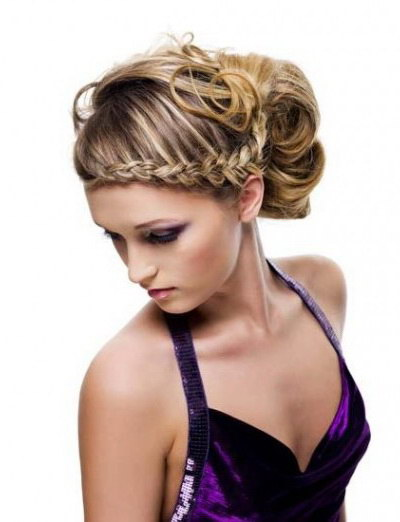 Prime Quinceanera Hairstyles With Braids Short Hairstyles For Black Women Fulllsitofus